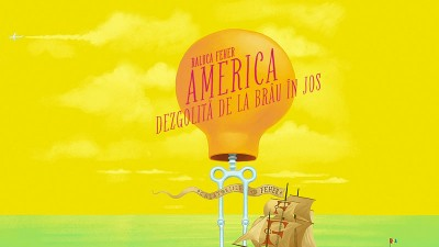 "Raluca Feher (Cap) lanseaza ""America dezgolita de la brau in jos"""