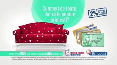 Bancpost - Canapea cu Puncte (TV)