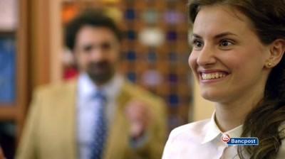 Bancpost - Cravata cu puncte (TV)