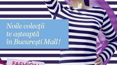 Bucuresti Mall - Noile colectii te asteapta in Bucuresti Mall
