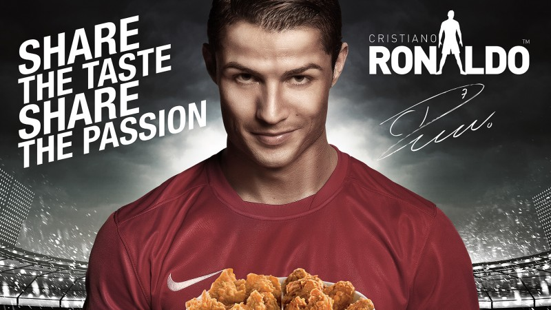 "KFC lanseaza in Romania campania ""Share the taste, Share the passion"""