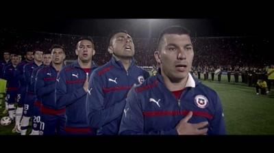 Banco de Chile - Mineros (Apoyo Seleccion camino al Mundial 2014)