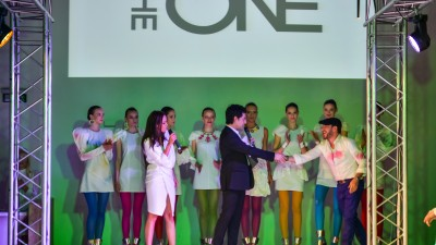 Oriflame - Lansare THE ONE