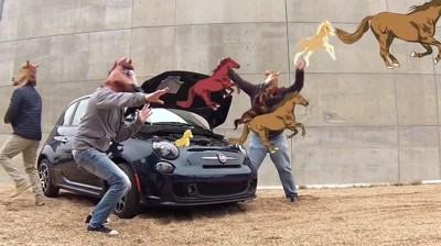 FIAT - GIF Endless Fun