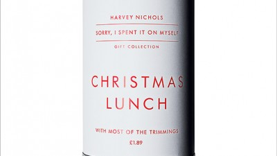 Harvey Nichols - Christmas lunch