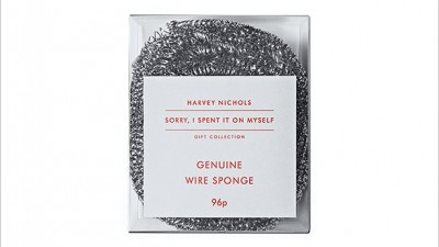 Harvey Nichols - Wire Sponge