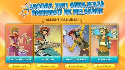 "Jacobs 3in1 angajeaza ""pasionati de relaxare"", intr-o campanie semnata CohnandJansen JWT"