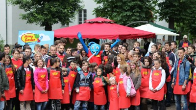 MaraTONul Home Garden - vanatoare de comori prin geocaching la Cluj