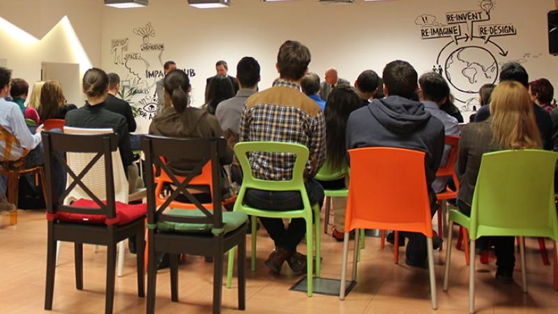 Inside Stories - un eveniment cu si despre antreprenorii care au transformat idei in afaceri de succes