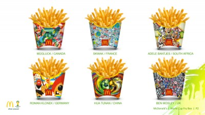 McDonald's GOL! - FIFA World Cup 2014 Packaging (2)