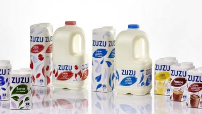 Zuzu - Noul amblaj