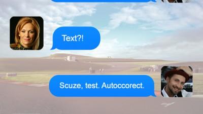 Toyota Romania - Discutie SMS Dani Otil si Roxana Ciuhulescu (Text Me, I'm Driving 1)