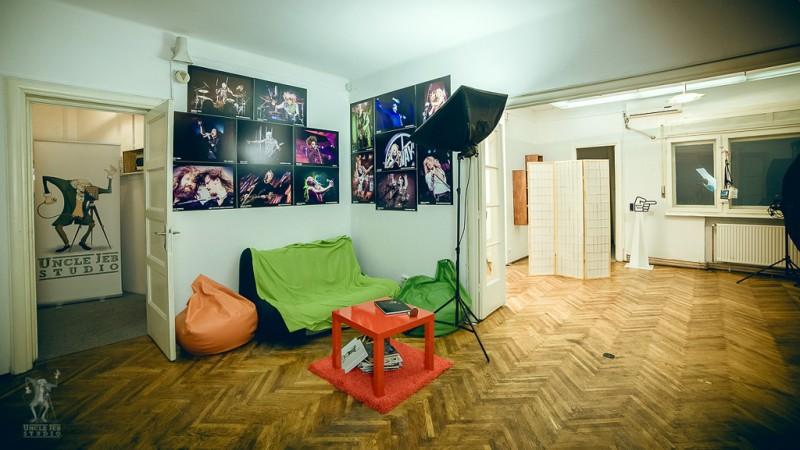 Unchiu' face foto-disco-party