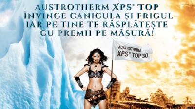 Noua campanie promotionala de vara Austrotherm, realizata de Mediascope