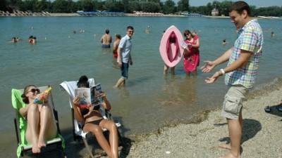 Un vagin sanatos in jurul lumii (si pe plaja de la Mamaia)