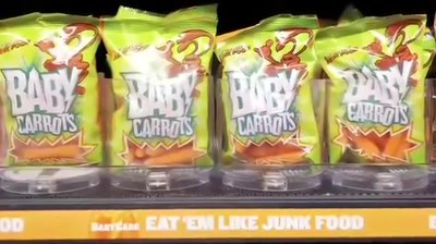 Case Study: Bolthouse Farms - Baby Carrots