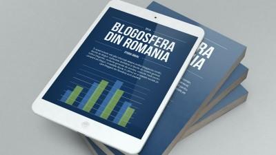 """""""Blogosfera din Romania in 2014"""", radiografiata intr-un e-book lansat de Alexandru Negrea"""