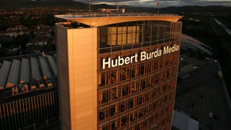 Burda Media Bucuresti si Burda Romania isi dezvolta portofoliul digital