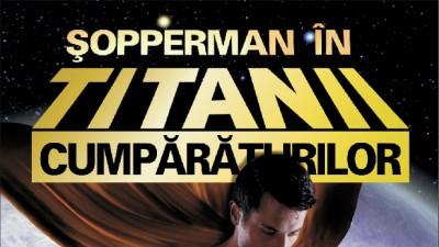 Iris Titan Shopping Center - Sopperman in Titanii Cumparaturilor