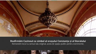 CaziNoul din Constanta prinde viata la inceput de august
