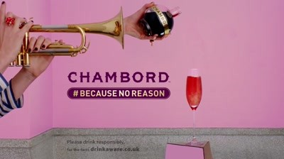 Chambord - #BecauseNoReason (Trumpet)