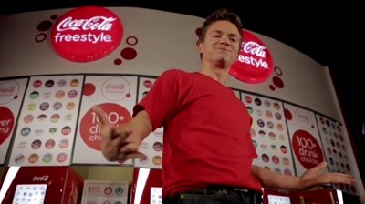 Coca-Cola Freestyle - Dylan