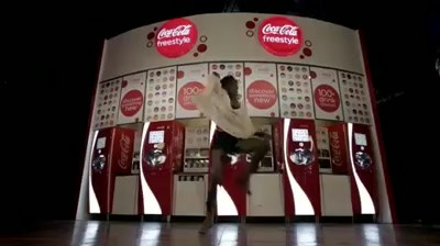 Coca-Cola Freestyle - Esie