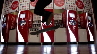 Coca-Cola Freestyle - Justin