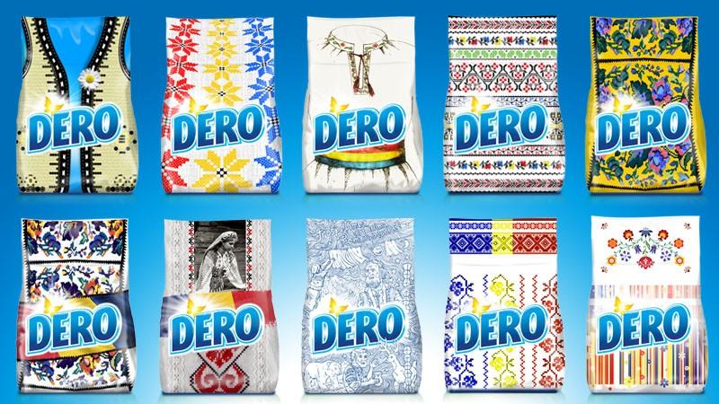 Mai aproape de designul noului ambalaj DERO: cele 10 lucrari care trec in etapa urmatoare