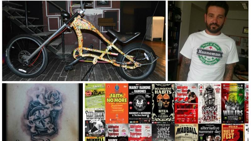 Ce au in comun tatuajele, chopperele custom-made si concertele? Pe langa ca sunt cool