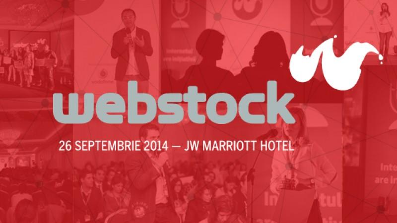 Au inceput inscrierile la Webstock Awards 2014