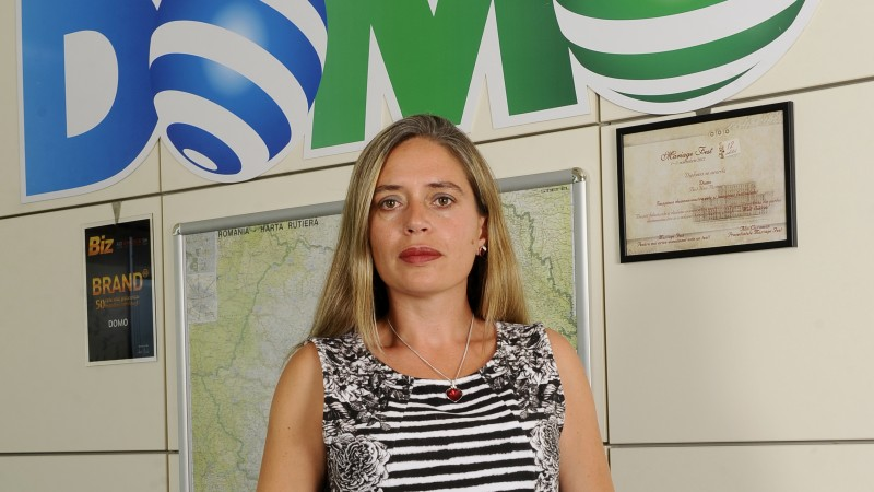 Sylvia Kerzbek este noul Director de Marketing al DOMO Retail
