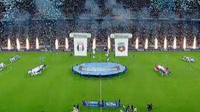 Finala Cupei Romaniei, la standarde de Champions League