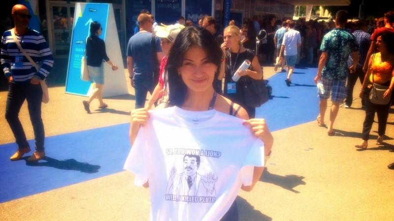 [Experienta Cannes] Gabriela Nanu: Dupa discursul lui Mick Ebeling despre Project Daniel, am plecat hotarati sa ne gasim propriul Daniel