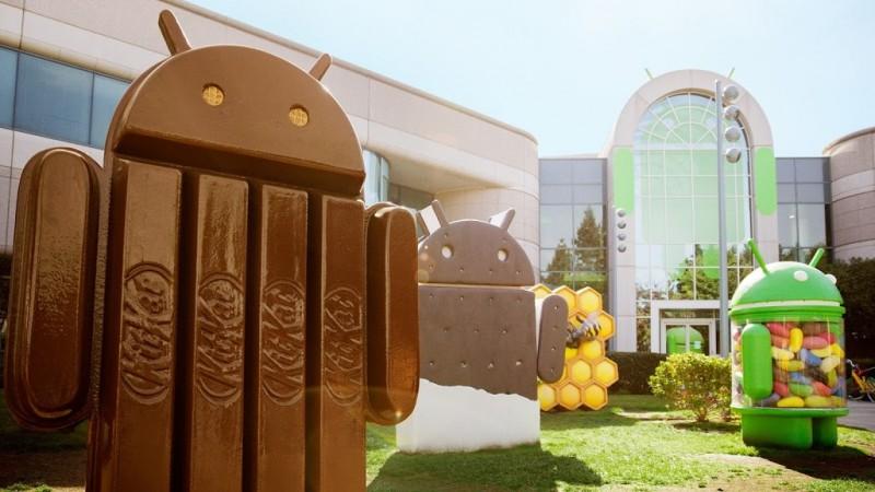 [Neconventionalul zilei] Momentul ala cand Google si Nestle s-au maritat din dragoste si a iesit Android Kit Kat 4.4