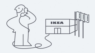 IKEA lanseaza servicul IKEA COMENZI ONLINE