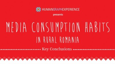 Starcom MediaVest Group lanseaza infograficul Media Consumption Habits in Rural Romania