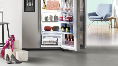 Samsung explica printr-un infografic utilitatea frigiderului Samsung Food Showcase