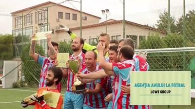 Cupa Agentiilor la Fotbal 2014 - Making Of