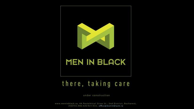 "Men in Black se relanseaza sub un nou slogan: ""There, taking care"""