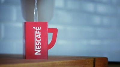 Nescafe - Pop-up Cafe