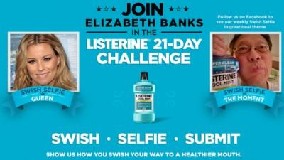 Listerine - 21-Day Challenge