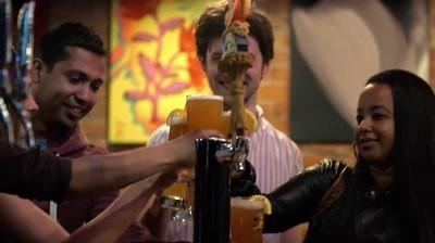 Shock Top - Beer Tap