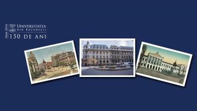 Universitatea din Bucuresti sarbatoreste 150 de ani printr-o campanie creata de IMAGE PR
