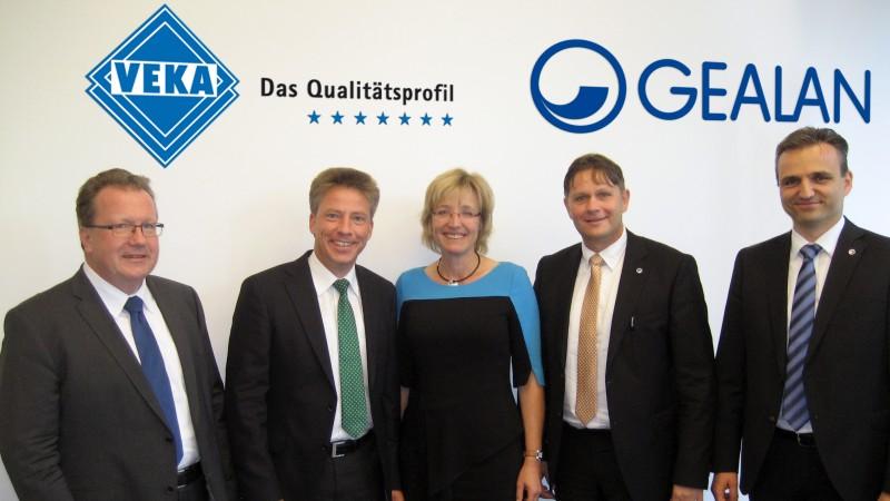 Grupul VEKA a preluat GEALAN Holding GmbH