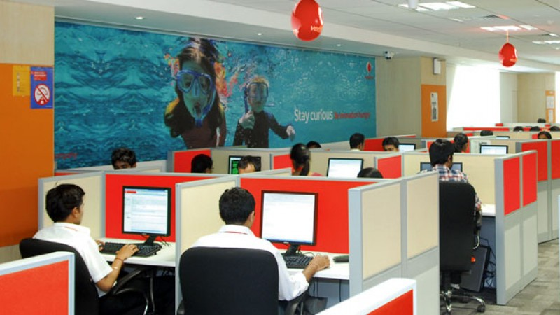 Vodafone a deschis in Romania un nou Centru Global de Servicii