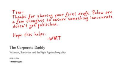 Patru agentii romanesti de PR comenteaza duelul Walmart – The New York Times