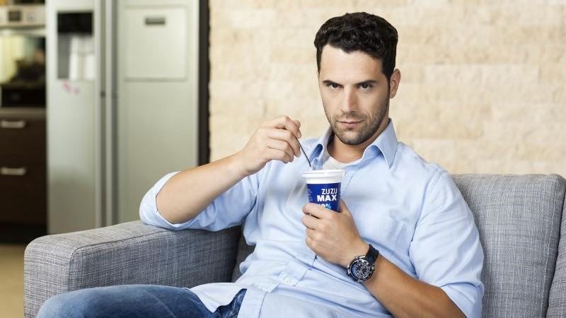 Lansarea noului iaurt Zuzu Max pentru barbati, comunicata de Next Advertising