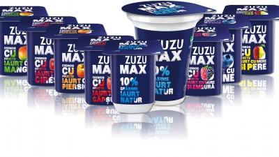 Zuzu Max - Ambalaj (gama)