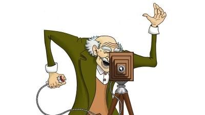 Unchiu' Jeb isi muta aparatul cu burduf la ADfel